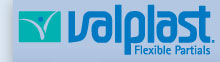Valplast Partials - the original flexible denture partial